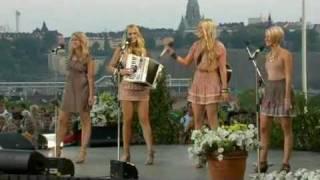 Timoteij - Högt över ängarna (High Above the Meadows)  Swedish/English Subtitles/Lyrics