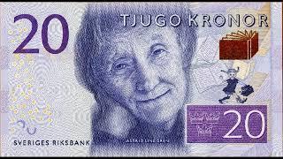 Paper money Sweden - Krona Sweden - banknotes - banknotes