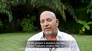VIDEO OF THE SEPTEMBER 2017 ABIDJAN MINING DRINKS SPONSORED BY PS2 @ X&M CÔTE D'IVOIRE