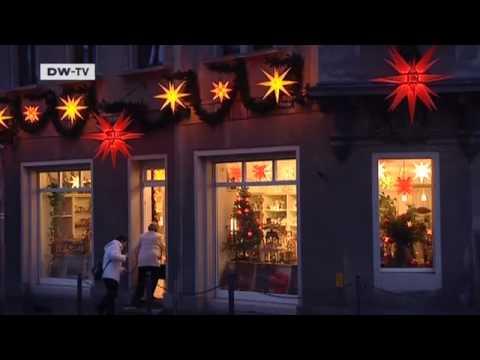 Weihnachtssterne aus Herrnhut | Video des Tages