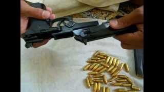 preview picture of video 'majeed khan stoeger 9mm.flv'