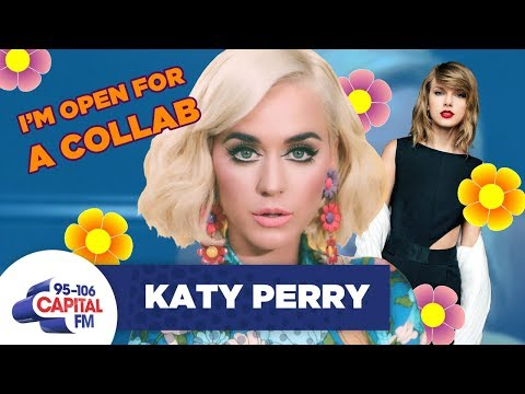 Katy Perry Praises Taylor Swift, And Hints At A Collab 👯 | FULL INTERVIEW | Capital