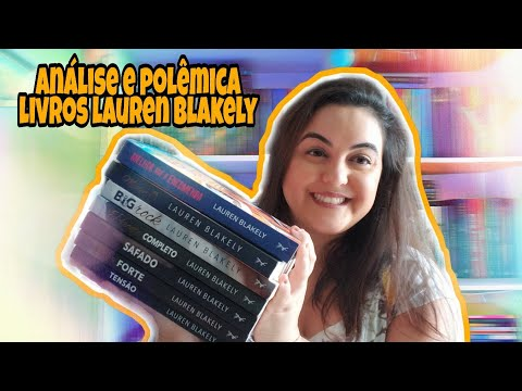 Análise dos livros da Lauren Blakely | PARTE 02 | Isadora Livros