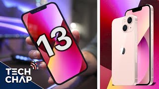 Apple iPhone 13 & Apple 13 Pro First Impressions!