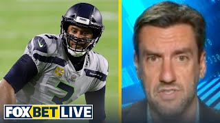 The Seattle Seahawks aren't a good value to win the NFC West — Clay Travis | NFL | FOX BET LIVE