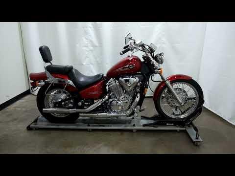 2003 Honda Shadow VLX Deluxe in Eden Prairie, Minnesota - Video 1