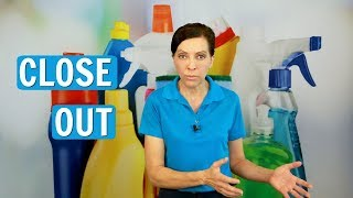 """Close Out - End of Day House Cleaning Business """"To Do's"""""""
