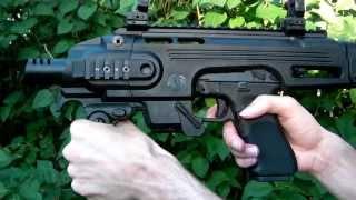 CAA Roni Glock Carbine Kit Review