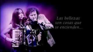 Otto & Julieta Venegas   Lagrimas Negras (español)
