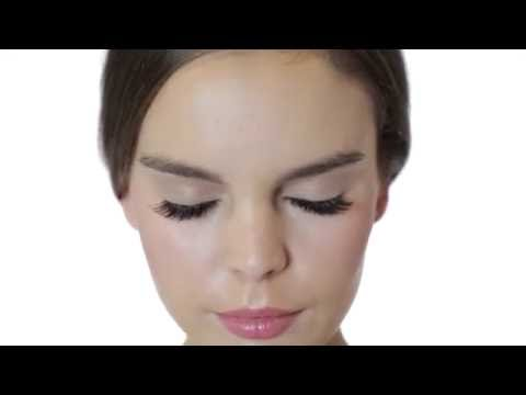 Eyelash Extensions 1 by 1 (mascara effect)