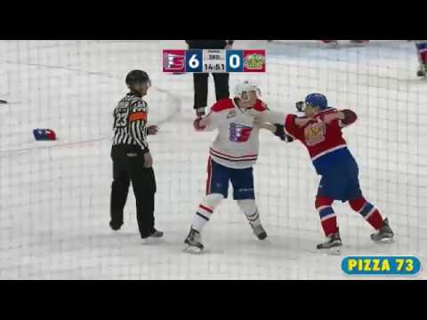 Colton Kehler vs. Matt Leduc