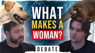 What Makes a Woman? | Stephen Woodford vs. Carl Benjamin (Sargon of Akkad)