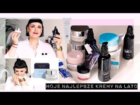 Ultradźwiękowe oczyszczanie twarzy piegi