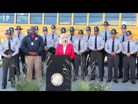 NC State Highway Patrol Launches Operation Stop Arm