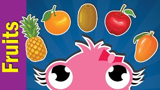 What Do You Have? - Fruits | Fruits Song for Children | Fun Kids English