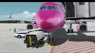 p3d wizz air - मुफ्त ऑनलाइन वीडियो