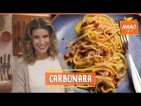 Macarrão à carbonara: aprenda a fazer receita tradicional italiana   Rita Lobo   Cozinha Prática