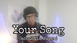 Your Song (My One and Only You) - Parokya ni Edgar COVER by Kevin Siquig