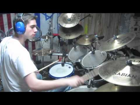 Avenged Sevenfold -- MIA Drum Cover