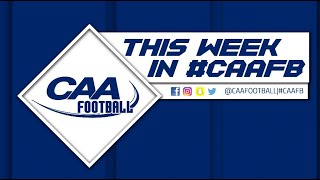 This Week in #CAAFB | FCS First Round