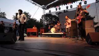 Charles Bradley - No Time For Dreaming - Nelsonville Music Festival 2012