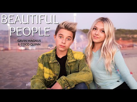 Ed Sheeran, Khalid - Beautiful People (Gavin Magnus Cover ft. Coco Quinn)