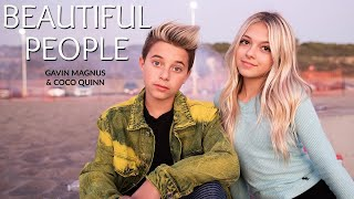 Ed Sheeran, Khalid - Beautiful People (Gavin Magnus Cover ft. Coco Quinn)