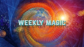 Weekly Magic Tip -  Learn to See, Hear and Notice Energy and Patterns