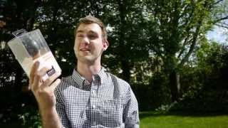 Sony SRS-BTV5 Bluetooth NFC Lautsprecher Unboxing und Test [Deutsch]