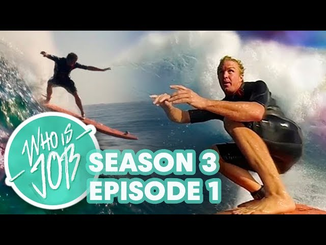 Soft-Top Surfing at Jaws   Who is JOB 4.0: S3E1