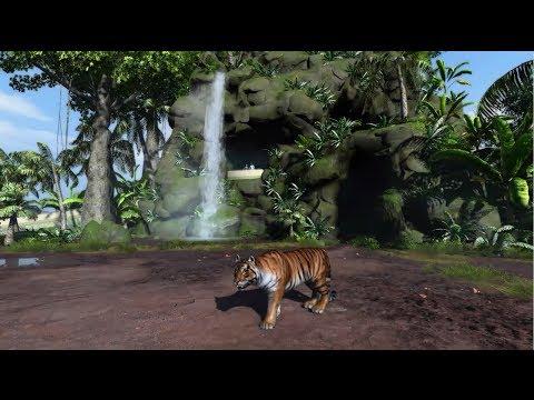 Tygr sumaterský má naději díky Microsoftu a hráčům Zoo Tycoonu
