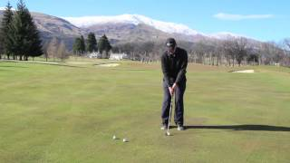 preview picture of video 'Millbrook Resort: Golf Lessons - How to master the pitch shot'