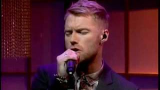 Boyzone performing 'Gave It All Away' on Loose Women - 18th March 2010