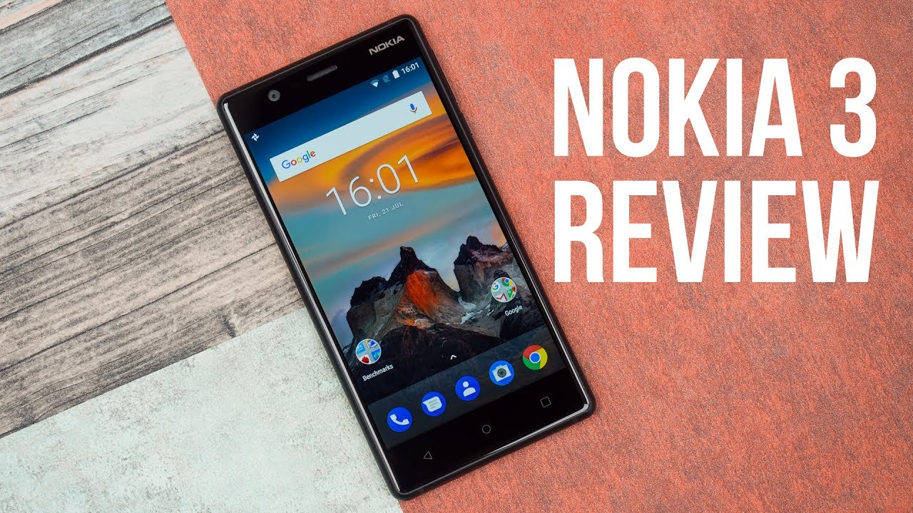Nokia 3 Price In India Features Specs For Silver White