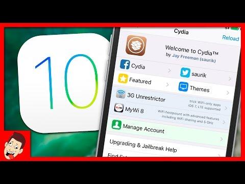 Фото ЭТО НЕ JAILBREAK iOS 10!!! НЕ ВЕДИСЬ! Джейлбрейк мертв?