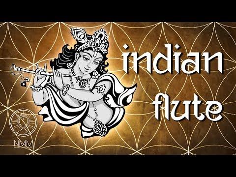 Indian Meditation Music: 20 minutes Indian flute music, Yoga music