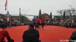Hà Tĩnh vs Hà Nội | Những điểm số cuối sét 3 kịch tính hội làng Tiên Hội