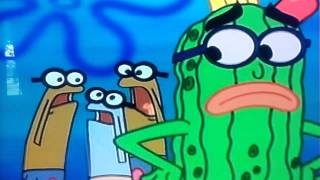 Spongebob I'm your biggis fantic