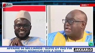 "Polémique sur la plainte de Sonko contre Mamour Diallo: El Malick dément Me El H Diouf; ""Waxal deug"""