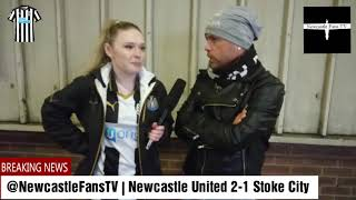 Newcastle United 2-1 Stoke City | Quick thoughts