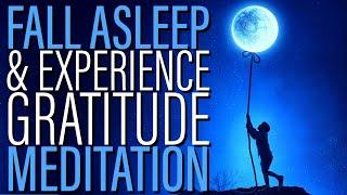 Fall Asleep With Gratitude Meditation Before Sleep