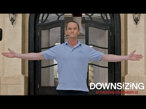 Downsizing (Clip 'Sales Pitch')