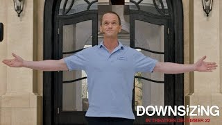 "Downsizing (2017) - ""Sales Pitch"" Clip - Paramount Pictures"