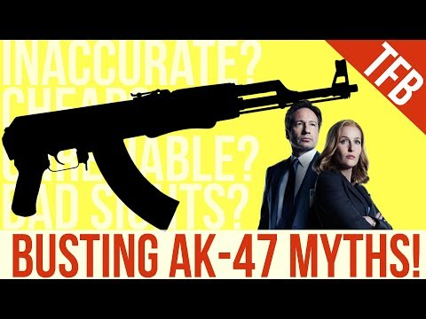 Busting the WORST AK-47 Myths! (Featuring InRange TV and Mishaco)