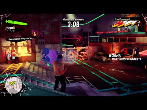 Видео № 2 из игры Sunset Overdrive (Б/У) [Xbox One]