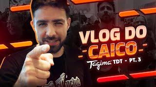 INVADIMOS O TAGIMA DREAM TEAM (Parte 3)   Vlog do Caico Ep. 3