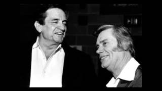 Johnny Cash & George Jones - I Got Stripes