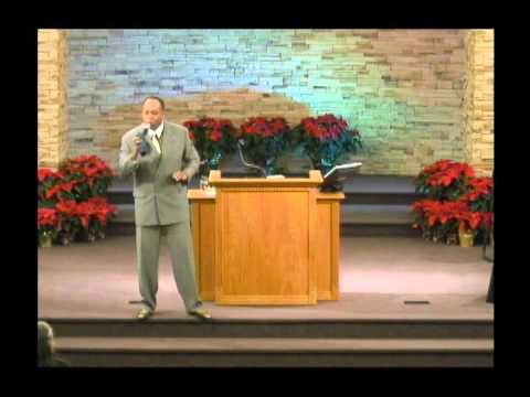 "Apostolic Preaching- Dr. Gerald Jeffers- ""Daddys Coming For Me"""