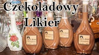 Likier czekoladowy - przepis