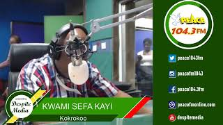 UPCLOSE WITH DR. MATTHEW OPOKU PREMPEH (EDUCATION MINISTER) (26 /03/ 2020)